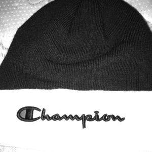 Champion beanie